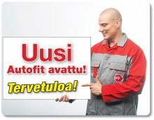 Autofit Viikinranta autokorjaamo
