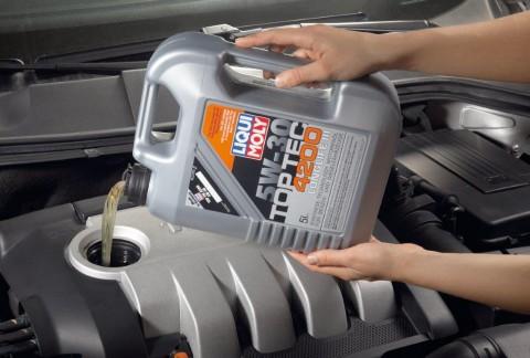 Liqui Moly -moottoriöljyt tarjoavat oikean vaihtoehdon kaikille autoille