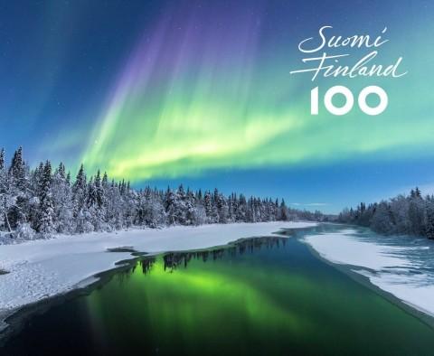 Onnea Suomi!