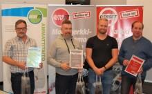 Ketjujen parhaat palkittiin Ketjuyrittäjäpäivillä 14.9.2019